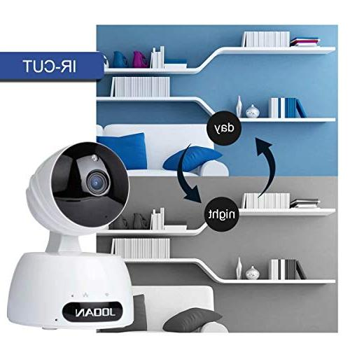 JOOAN Wireless Camera IP Camera for pet Baby 2 Way Audio/Night