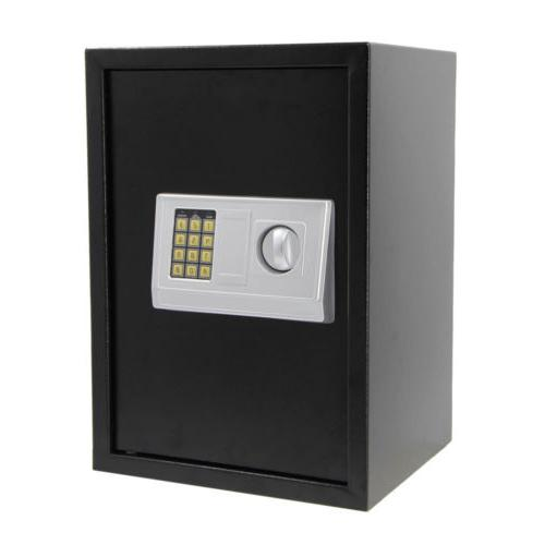 Large Home Security Electronic Keypad Lock Combination Jewel