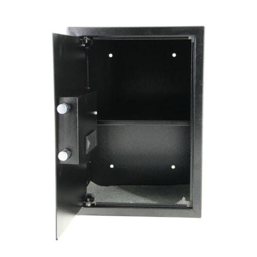 Large Home Keypad Combination Jewel Gun Box