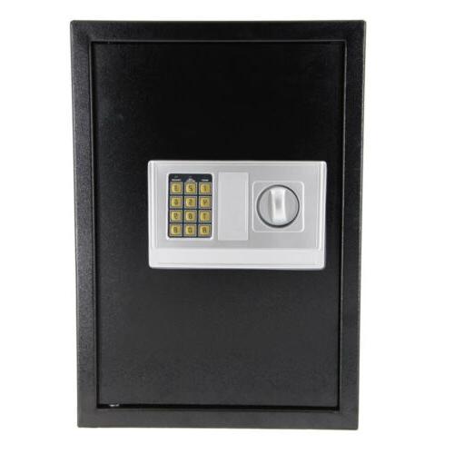 Large Security Electronic Keypad Lock Gun