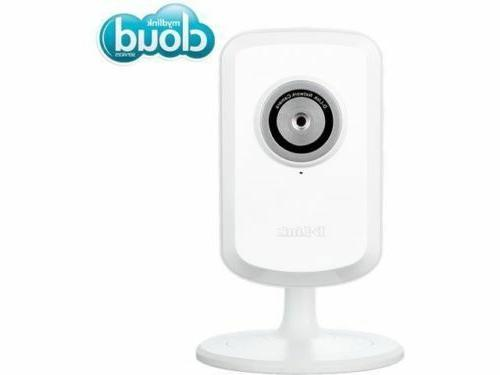 New D-Link DCS-930L Wireless N Network Security Cloud Camera