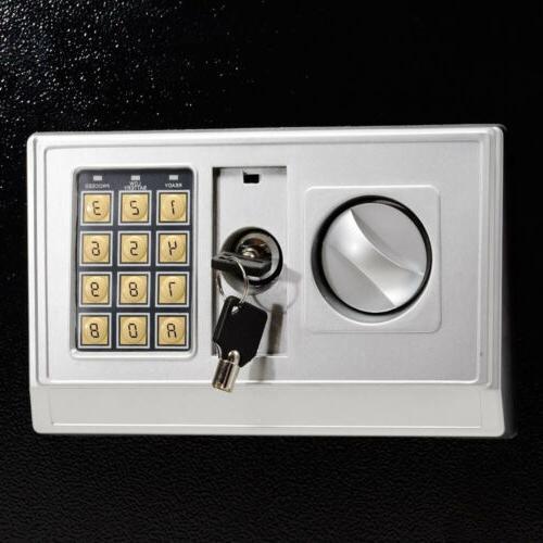New Large Electronic Safe Box Keypad Lock Security Office Hotel Gun