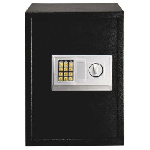 New Safe Box Keypad Lock Security Home Hotel