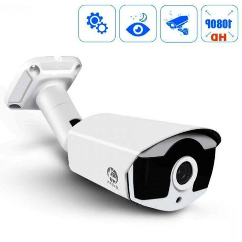Security Camera, JOOAN 1080P TVI Bullet Camera CCTV Analog H