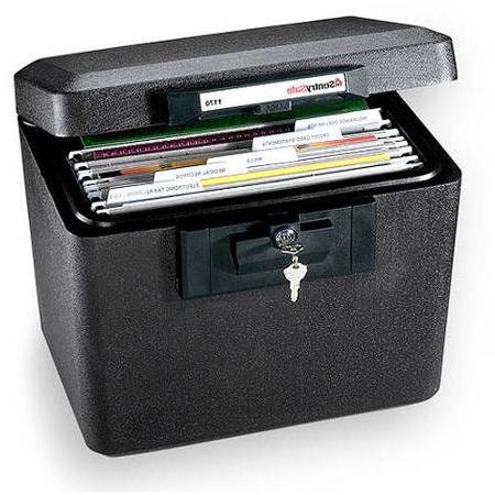 Sentry, Fire-safe Security File, Black Sentrysafe File Featu