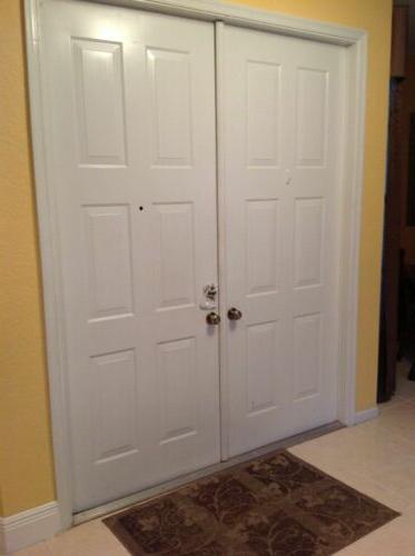 The Door Deadbolt Key Safety Security Bumping