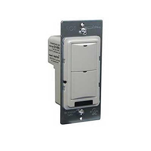 Wattstopper Lmsw-102-W Digital Switch, 2-Button, Infrared, W