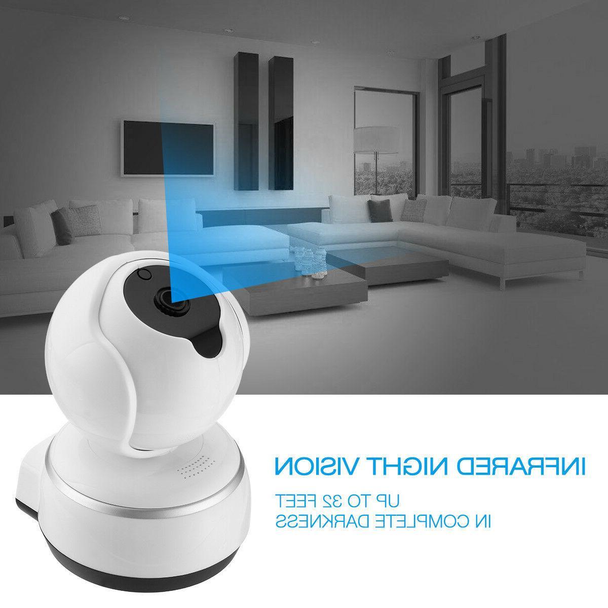 WiFi IP Surveillance Home Night