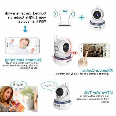 Wireless Corprit Surveillance Camera Baby