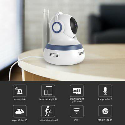Wireless 1080P Security Corprit Home Surveillance Camera Baby