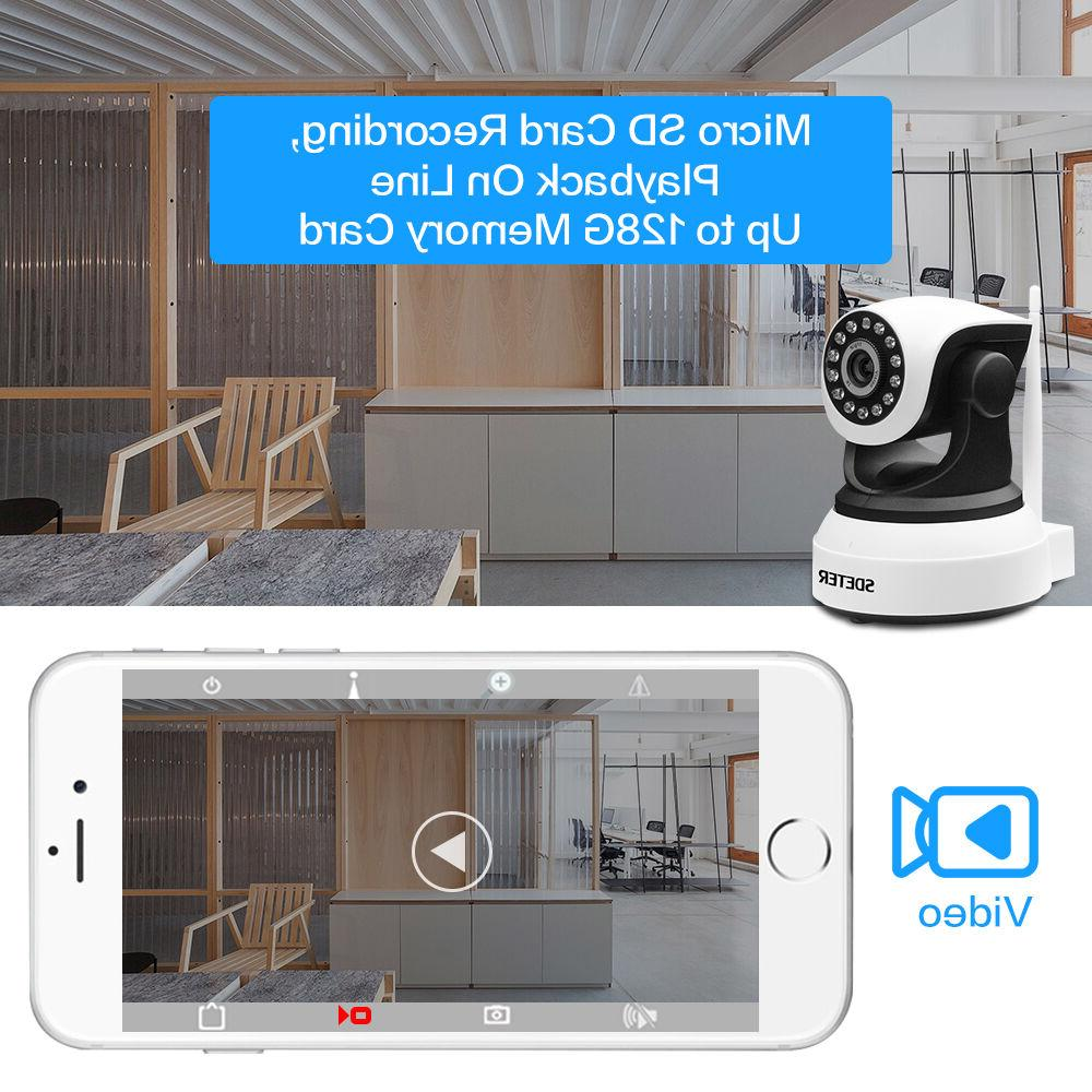 960P 1080P Security HD IP Camera Monitor