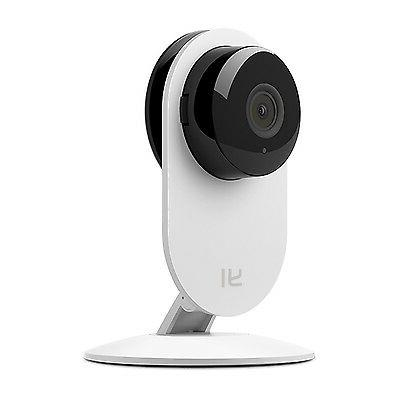 YI Home Camera, Wi-Fi IP Indoor Security System with Motion