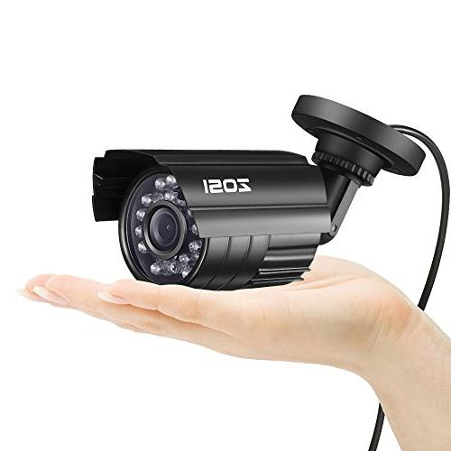 ZOSI HD Hybrid CCTV Camera Home Day/Night Camera For and analog DVR