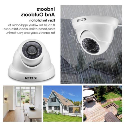 ZOSI Security 1080p HD Vision
