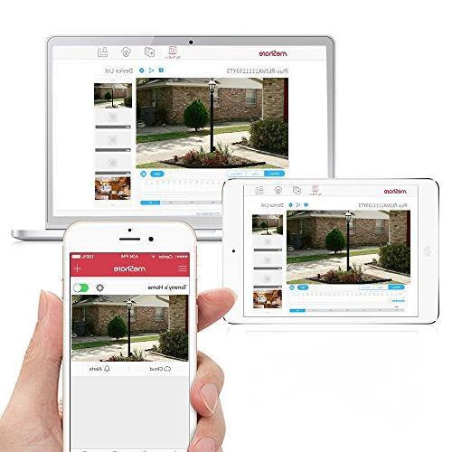 Zmodo ZM-W0007 Wireless Outdoor IP/Network, Plug/Play,