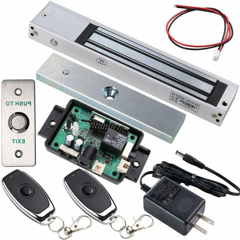 UHPPOTE Access Control Outswinging Door 600lbs Force Electro