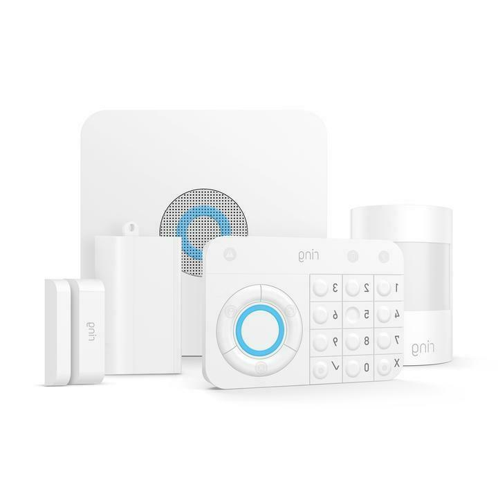 alarm home security system 5 piece 24