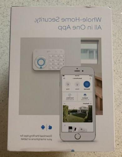 Ring Alarm Wireless Home Security 5 Kit - Factory Sealed