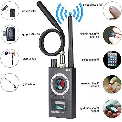 Wireless Bug Detector Signal