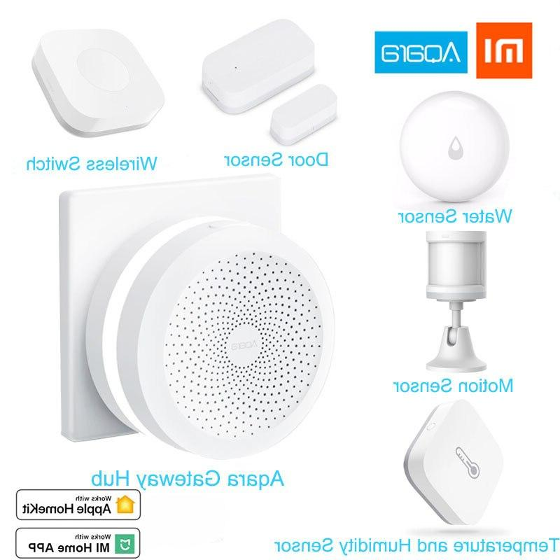 Xiaomi Aqara kits Wireless Door Sensor control module HomeKit