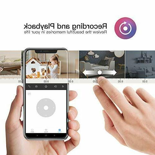 OWSOO Monitor Security Camera 1080P 2 Android
