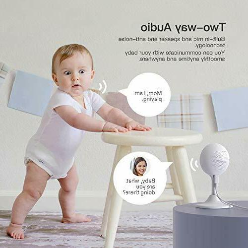 OWSOO Monitor Security Camera 2 WiFi Camera Android
