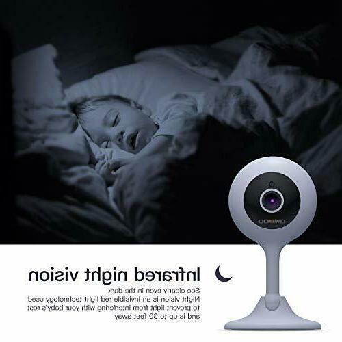 OWSOO Baby Security Camera 1080P FHD 2 Android