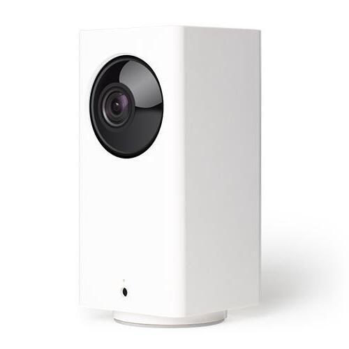 Wyze Pan/Tilt/Zoom Wi-Fi Indoor Home Vision 2-Way Audio, Works