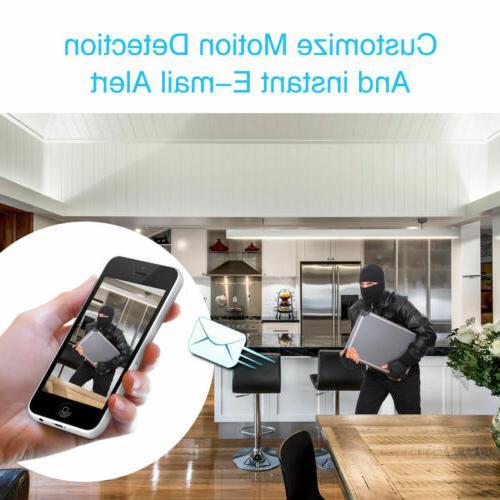 ZooHi 1080p Home Camera Outdoor CCTV HDMI