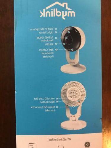 D-link 1080p HD Wi-Fi Security Camera SEALED