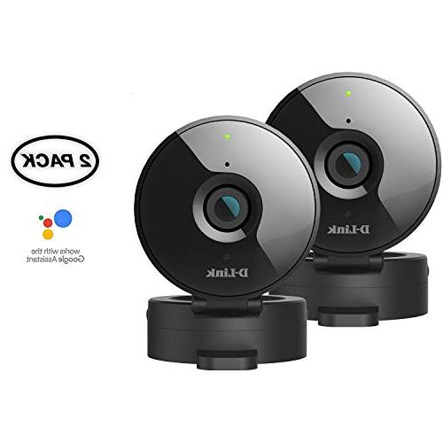 d link 2 pack wireless n network surveillance 720p home inte