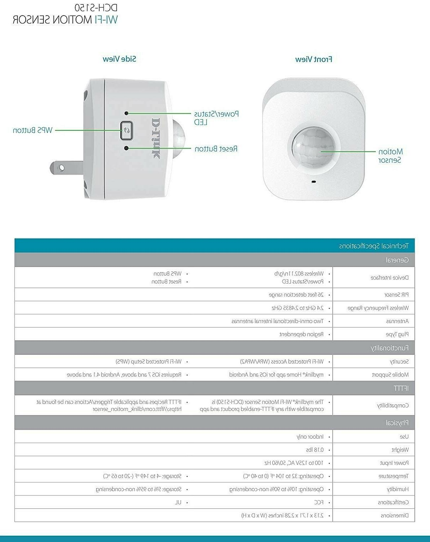 D-Link DCH-S150 Smart