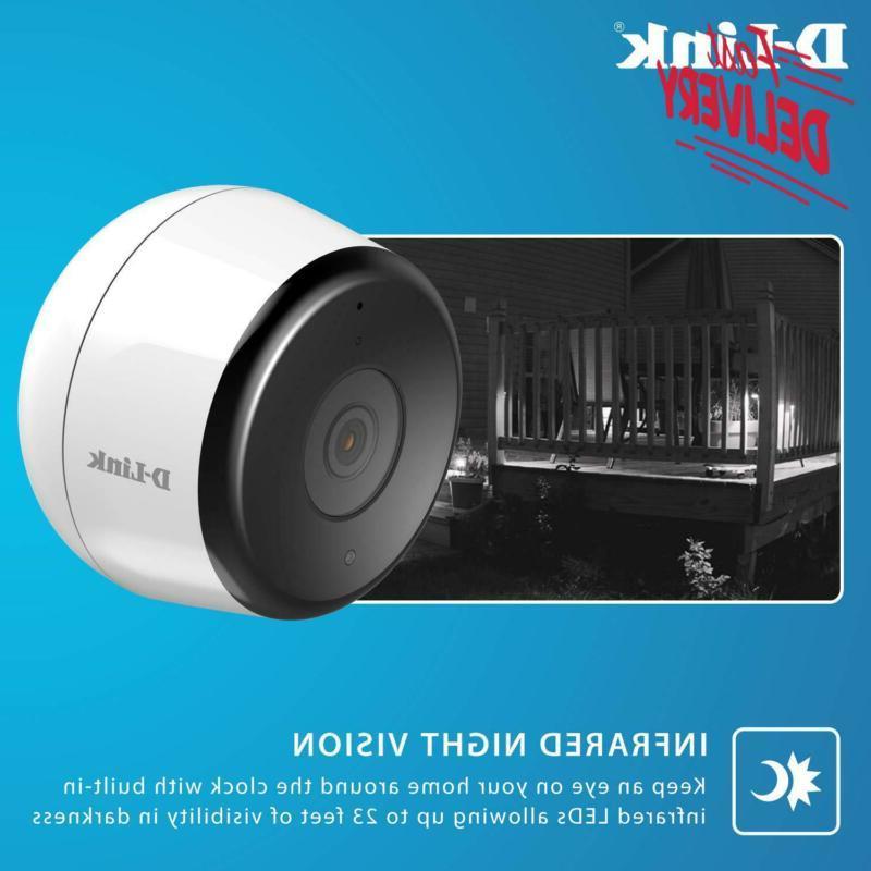 D-Link Wi-Fi Camera Security In Full Hd |