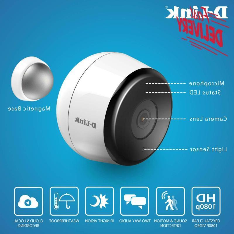 D-Link Wi-Fi Camera | Security |