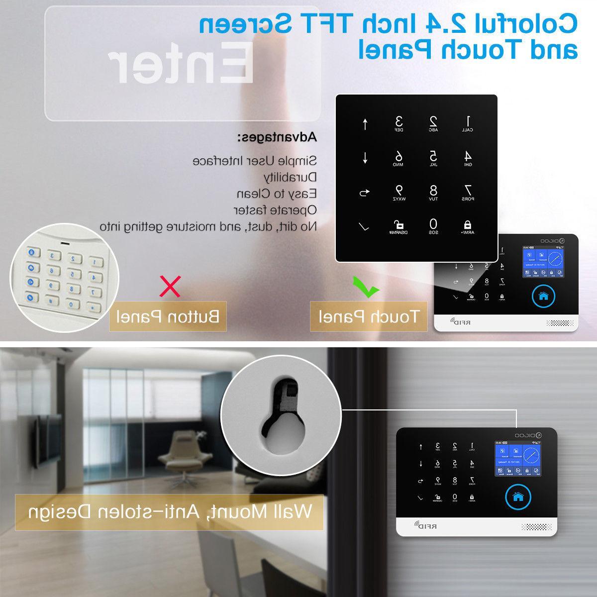 Digoo DG-HOSA DIY Wireless Security Alarm