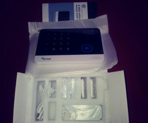Digoo DG-HOSA Wireless Security Alarm Systems