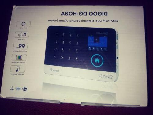 dg hosa wifi and gsm and sms