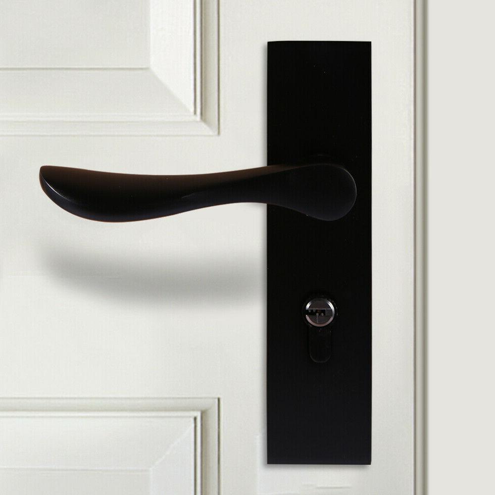 Door Locking Handle Lock Home Door Hardware