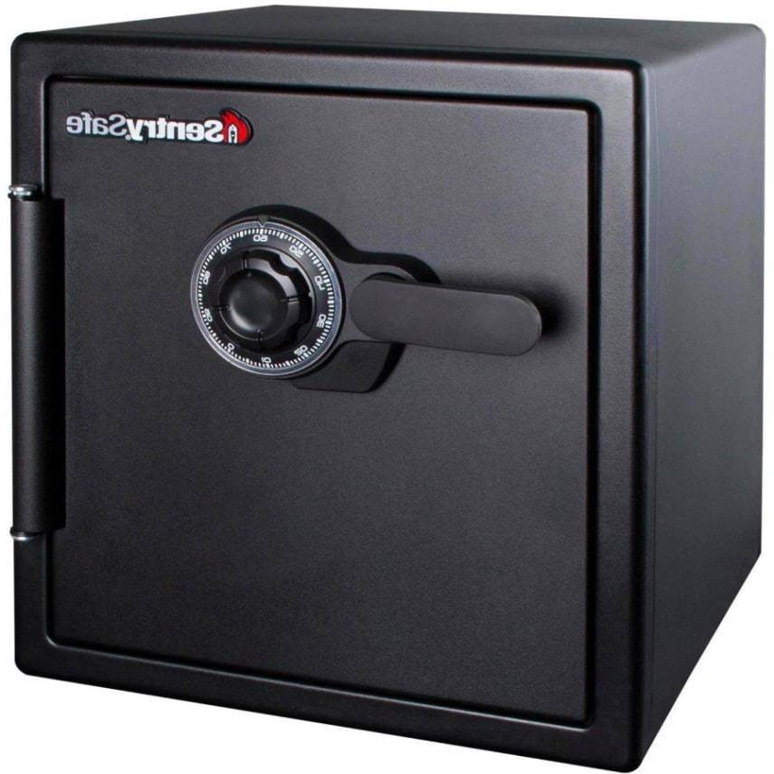 Safes Lock Fire Gun