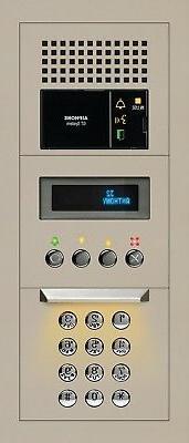 Aiphone GTA-DESB 1x3 Modular Audio Entrance Station with Dig