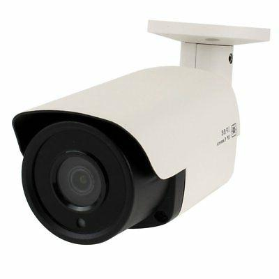 GW 8-Channel 4MP Security IN DVR and 4 4.0MP
