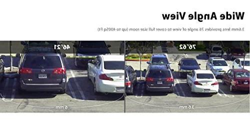 GW Security NVR PoE - Outdoor/Indoor