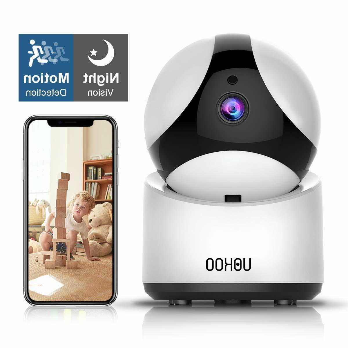hd home security surveillance wifi camera