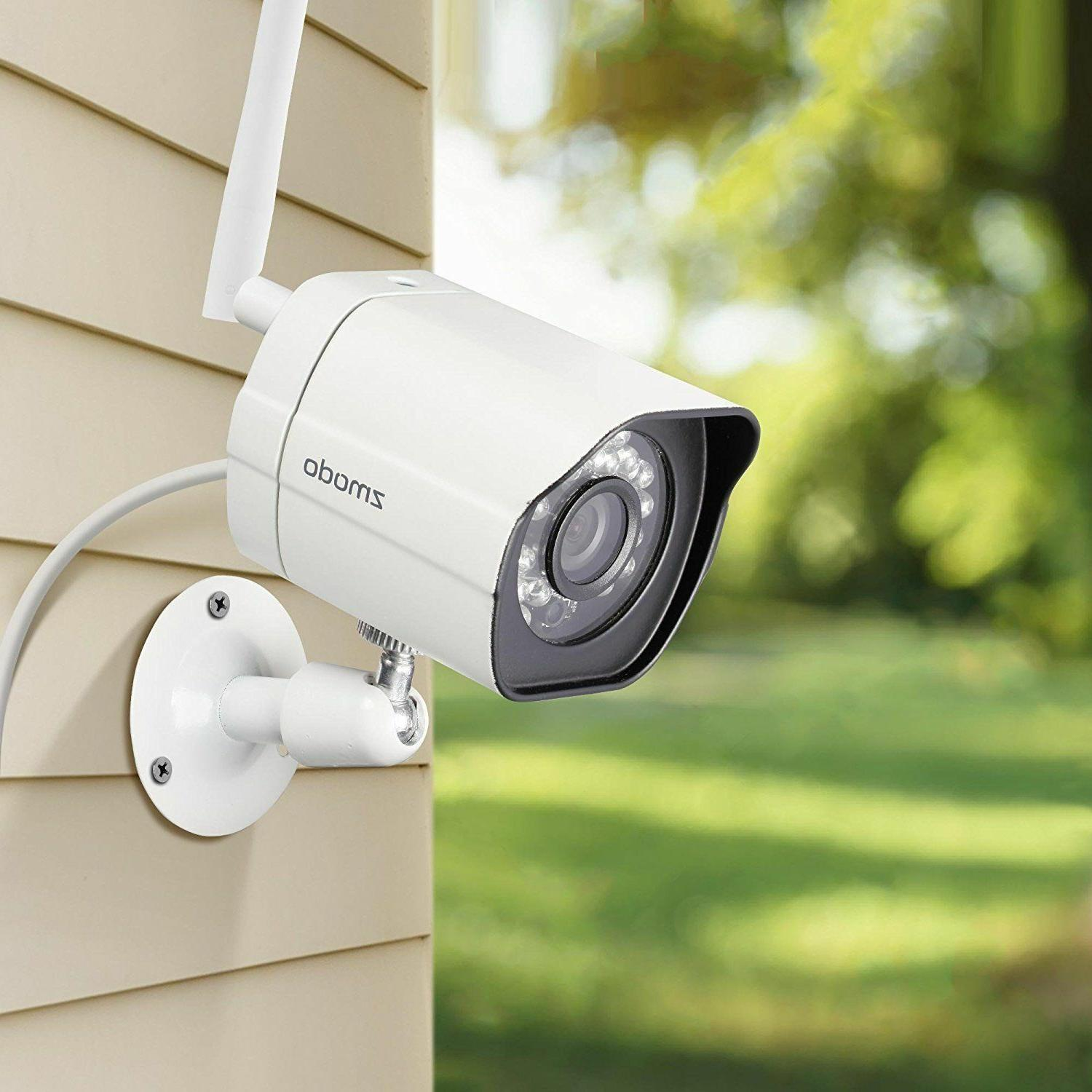 Outdoor Home Security Camera System Vision