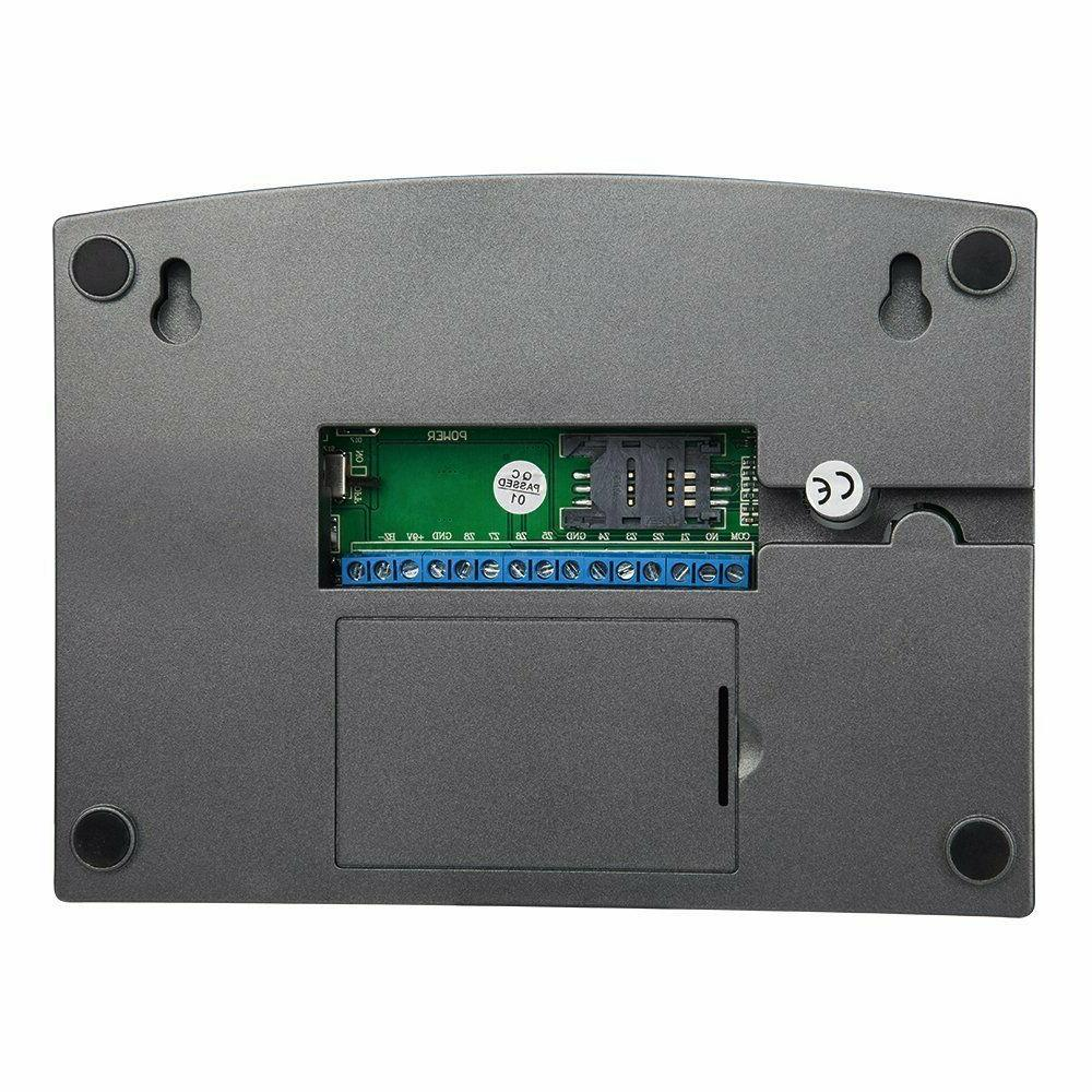 Home Alarm GSM Security Intelligent LED Display