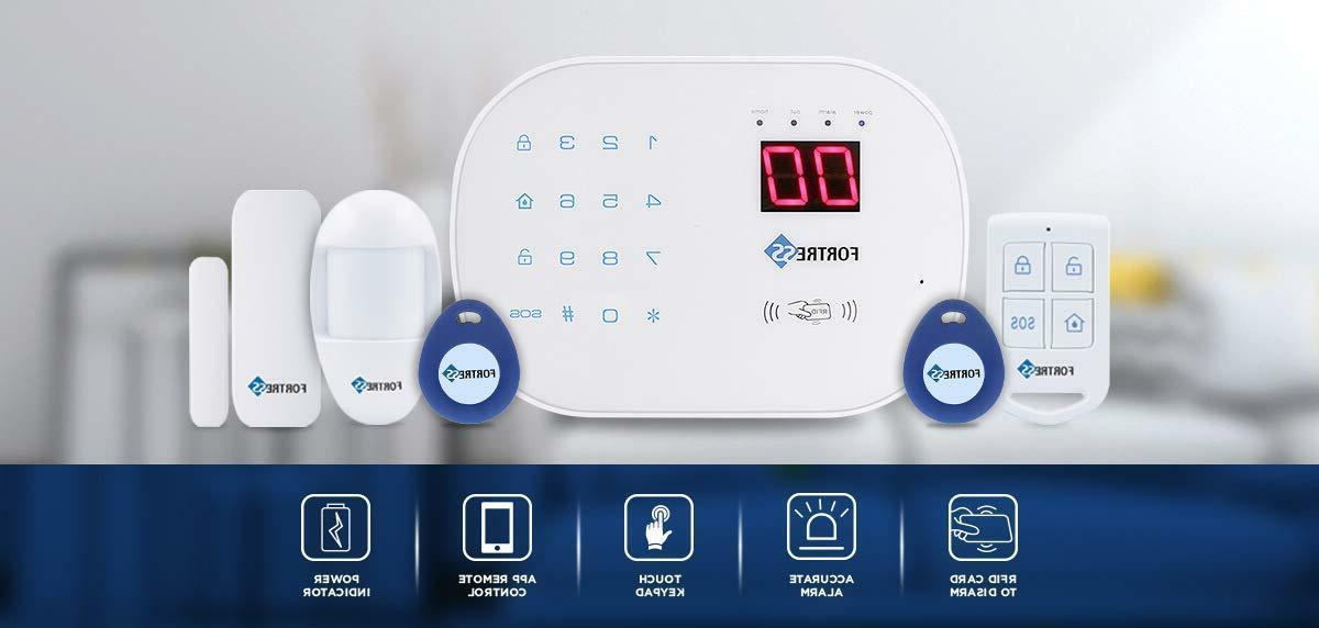 Home Business WiFi Security Kit Wireless DIY