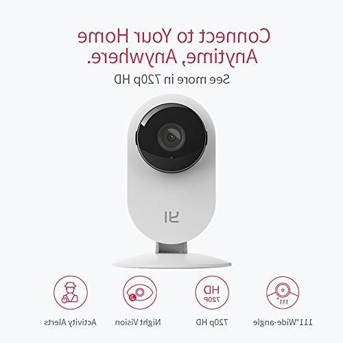 YI Wireless System White