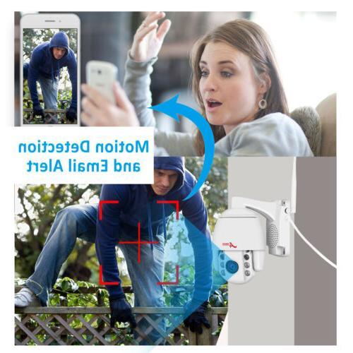 ANRAN Camera System CCTV Audio