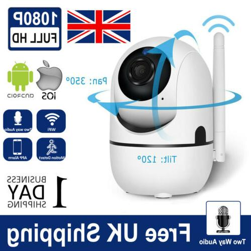 Home Security Camera Wireless 1TB HDD 8CH Kit