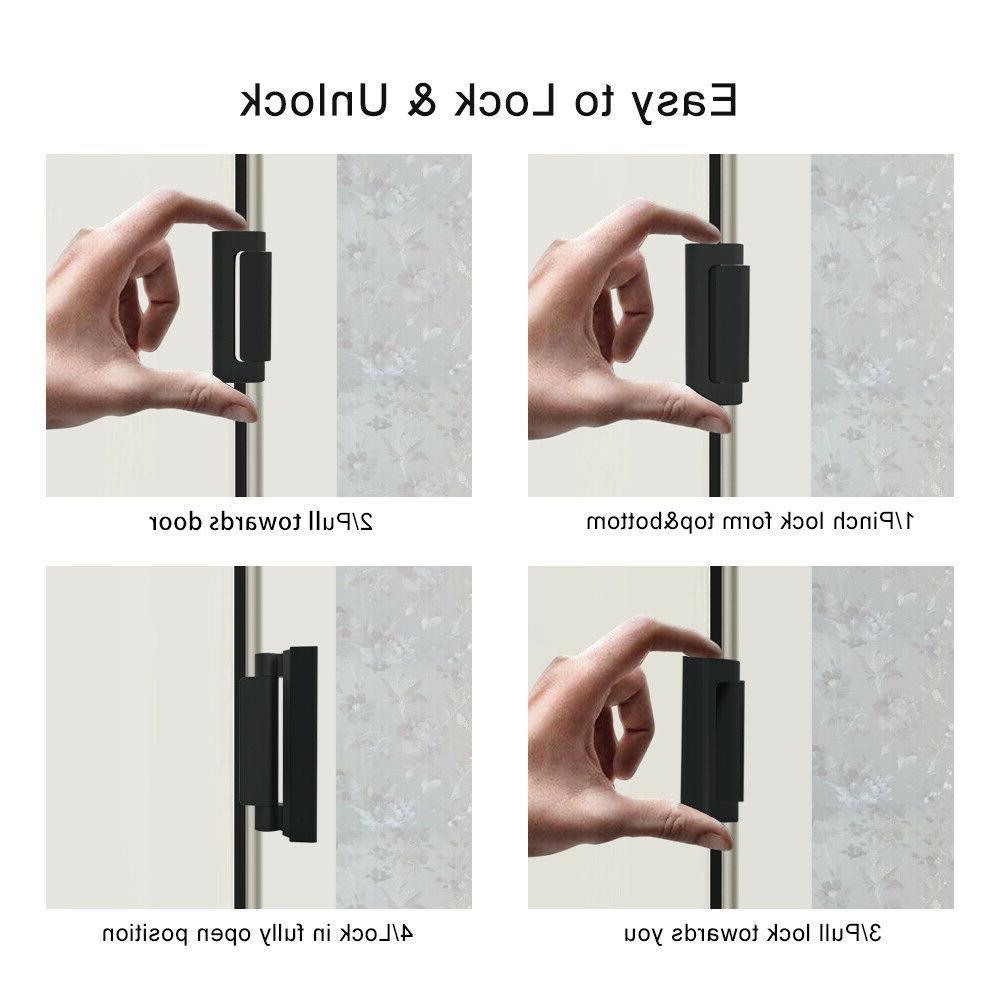 Home Door Lock Reinforcement Lock Add Extra